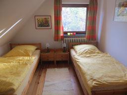 Ferienhaus Sokollek - 2.Schlafzimmer