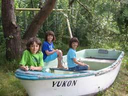 Ferienhaus Sokollek - Spielboot