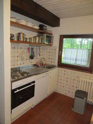 Ferienhaus Sokollek - Küchenzeile links